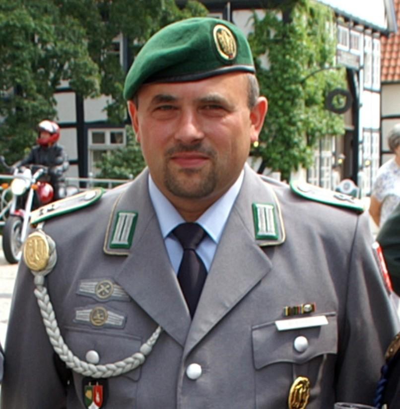 Ehrenvorsitzender Carsten Drexhage
